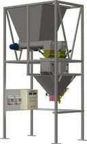auger filler for powders / granulates  sharppack machines