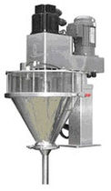 auger filler for powders / granulates (semi-automatic) 1 - 300 g | DCS-1A-22 American Packaging & Plant Equipment