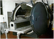 autoclave for aeronautical composite material polymerisation  Magnabosco