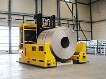 automated guided electric forklift truck (AGV) 5 - 40 t Votex-Bison