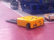 automated guided electric pallet truck (AGV)  DTA