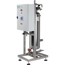 automated level buffer tank for liquid filler Flow pilot® 100 Technibag