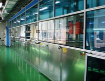 automated multiple bath ultrasonic cleaning machine PLURITANK NOVATEC srl - Surface Finishing Technology