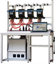 automated test stand for electric energy meter max. 560 V, 120 A |TB40 Calmet