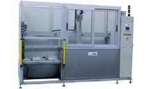 automated ultrasonic cleaning machine  MEG