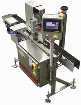 automated visual inspection machine for packaging industry max. 500 p/min Delkor Systems
