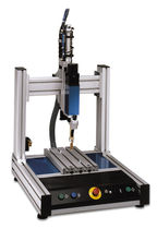 automatic arc stud welder ø 2 - 12 mm | SWH - 02 THOMAS WELDING SYSTEMS SA