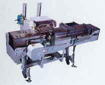 automatic bag closing machine (folding, plastic clipbands) max. 40 p/min | FT-ATH American Newlong
