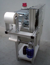 automatic barcode label printer-applicator WPRINTER World Jet