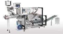 automatic blister packaging machine (pharmaceutical industry) max. 240 p/min | BP-102 ACG Worldwide