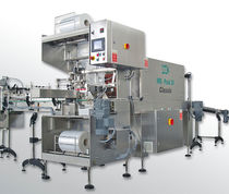 automatic bottle sleeve wrapping machine IND-Pack 29 series INDEX-6