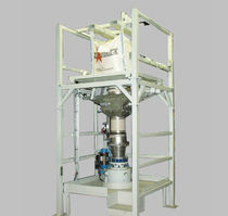 automatic bulk bag unloader  Rotolok Limited UK