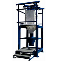 automatic bulk bag unloader max. 3 000 lb | FL series Horizon Systems