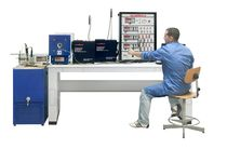 automatic calibration and test bench: temperature  SCANDURA & FEM