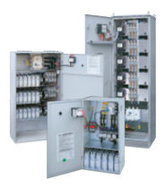 automatic capacitor bank with detuned filter 55 - 200 kvar | 230 series COMAR CONDENSATORI