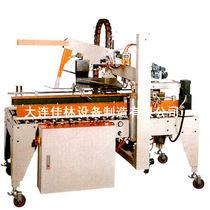 automatic carton stapling machine 4 - 6 p/min | JTJ-03R Dalian Jialin Machine Manufacture Co., Ltd.