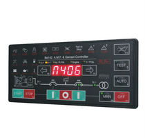 automatic control panel for generator sets -30 °C � +70 °C | Be142 bernini design srl