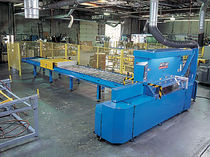 automatic cut-off saw for non ferrous material  Metl-Saw Systems
