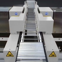 automatic deburring machine for tube and profile bis 180 x 500 mm | RASAMAT-Automat RSA cutting systems GmbH