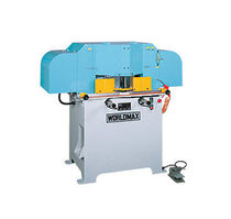automatic double-head miter cut-off saw for aluminum max. 870 x 290 mm | DB-350, DB-455 Worldmax - Sheng Feng Machine