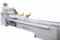 automatic double-head miter cut-off saw for aluminum max. 6 000 mm | GAMMA DIGIT DUBUS Group
