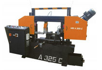 automatic dual column horizontal band saw HBS A 230/280/325 С KAAST CNC Solutions