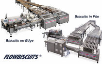 automatic feeder for packing machines (biscuits) FLOWBISCUITS® RECORD S.p.A. - Packaging Machinery