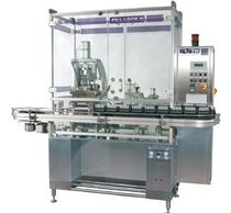 automatic filler for liquids and sealer for pre-formed packaging (pharmaceutical products) max. 4 500 p/h | FILL-LOCK 15 TM