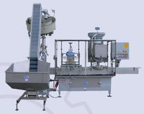 automatic filler and capper for liquids max. 3 600 p/h | ALWID-MATADOR ALWID-Sondermaschinenbau GmbH
