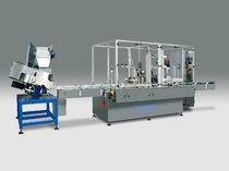 automatic filler and capper for liquids 1 000 - 1 500 p/h | AFP-100-2 / AV-200 W&uuml;rschum GmbH Dosieranlagen-Abf&uuml;llmaschinen