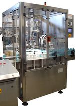 automatic filler and capper for liquids (intermittent motion) max. 2 500 p/h | IFCM-316 B.B.C. S.r.l.