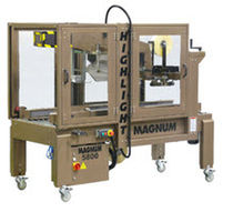 automatic folding case sealer max. 20 p/min | Magnum™ 5800 SD-U FF  Highlight Industries