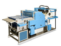 automatic folio sheet cutting line 105 x 76 cm | SHEETLINE® SCHOBER