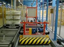 automatic guided vehicle (AGV)  MOVIN