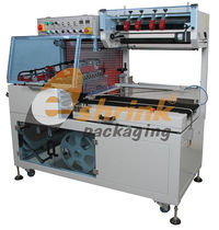 automatic L-sealer 565 x 460 mm | LB-728 E-shrink packaging machinery company limited