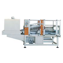 automatic L-sealer with shrink tunnel max. 25 p/min | MIMI A75 Tosa