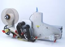 automatic label printer-applicator 80 x 1600 mm, 300 mm/s | BH 80/8 GM TT-EL7 ITALORA