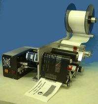 automatic label printer-applicator for pallet 168 x 750 mm, 130 mm/s | AH 2006 GM-EL5 ITALORA
