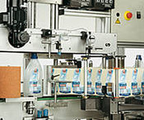automatic labeler for side and top application max. 350 p/min | SE 1600 Weber Marking
