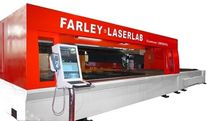 automatic laser cutting machine max. 8 - 25 mm | CONTOUR LM Farley Laserlab