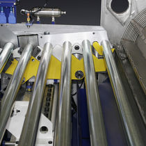 automatic length measuring system for tube and section max. 3 000 p/h, ø 101.6 mm | RASACHECK A RSA cutting systems GmbH