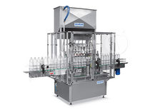 automatic linear filler for liquids (fill to level) 2 000 - 2 400 p/h | LD 3008 SAL Aymaksan Ayla Makina San. A.S.