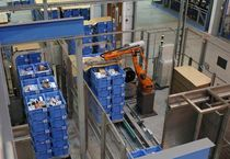 automatic loading and shipping system  VANDERLANDE INDUSTRIES