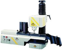 automatic marking machine for identification nameplates and tags  Mecco