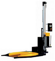 automatic open turntable stretch wrapper max. 12 c/min, 1 200 Kg | Ecospir TSX ITALDIBIPACK