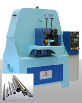 automatic orbital grinding machine for straight tubes ø 10 - 130 mm, 670 - 6 000 mm | LT130 GARBOLI