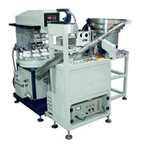 automatic pad printing machine 4800 p/h | AP100   LC Printing Machine Factory Limited