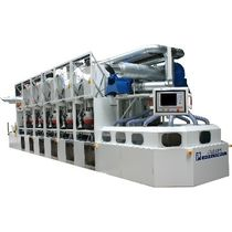 automatic pad printing machine for balls 500 p/h | Atlas PRINTING INTERNATIONAL