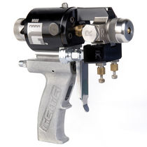automatic paint spray gun 18 kg/min | GDI GAMA