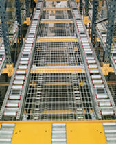 automatic pallet storage system  Link International